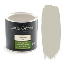 Little Greene Intelligent Matt Emulsion French Grey 113