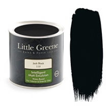 Little Greene Intelligent Matt Emulsion Jack Black 119