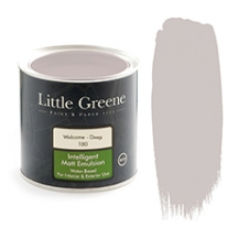 Little Greene Intelligent Matt Emulsion Welcome 180