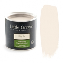 Little Greene Intelligent Matt Emulsion China Clay 1