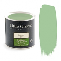Little Greene Intelligent Matt Emulsion Spearmint 202