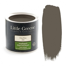 Little Greene Intelligent Matt Emulsion Grey Moss 234