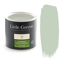 Little Greene Intelligent Matt Emulsion Salix 99