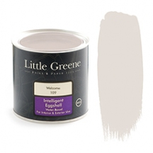 Little Greene Intelligent Eggshell Welcome 109