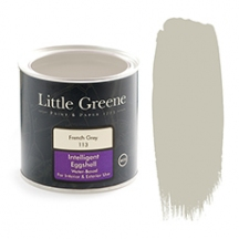 Little Greene Intelligent Eggshell French Grey 113