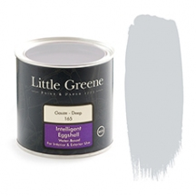 Little Greene Intelligent Eggshell Gauze Deep 165