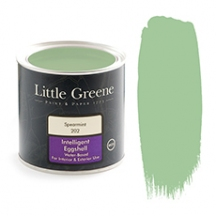 Little Greene Intelligent Eggshell Spearmint 202