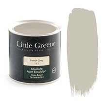 Little Greene Absolute Matt Emulsion French Grey 113