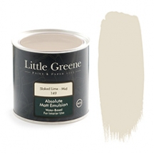 Little Greene Absolute Matt Emulsion Slaked Lime Mid 149