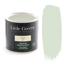 Little Greene Absolute Matt Emulsion Drizzle 217