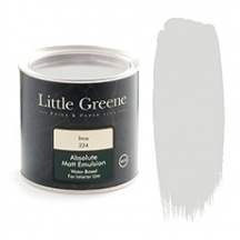 Little Greene Absolute Matt Emulsion Inox 224