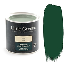 Peinture murale Little Greene Puck (298)