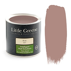 Peinture Little Greene rose Blush