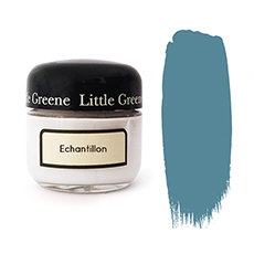 Peinture Little Greene échantillon Air Force Blue