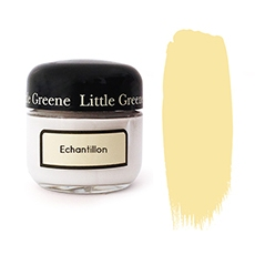 Peinture Little Greene échantillon Custard