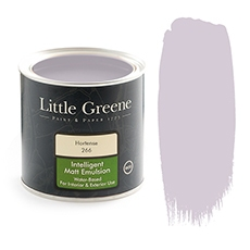 Peinture mat rose Little Greene Hortense