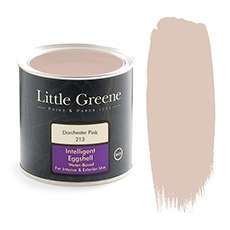 Peinture Little Greene Dorchester Pink