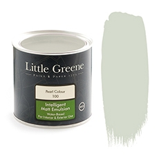 Peinture Little Greene Pearl Colour