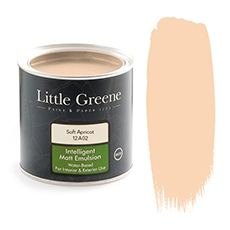 Peinture Little Greene Soft Apricot