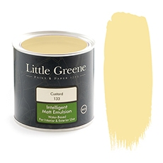Peinture Little Greene Custard