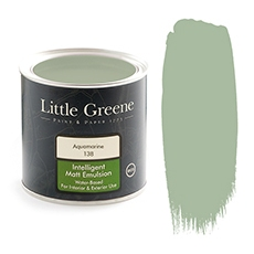 Peinture Little Greene Aquamarine