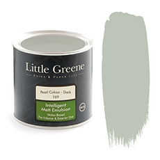 Peinture Little Greene Pearl Colour Dark