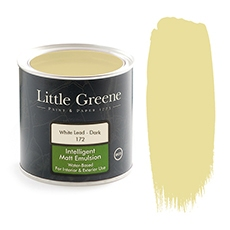 Peinture Little Greene White Lead Dark