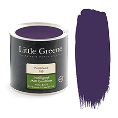 Peinture Little Greene Purpleheart