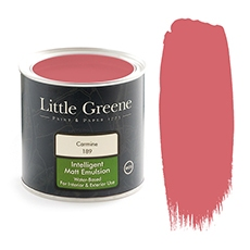 Peinture Little Greene Carmine