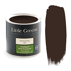 Peinture Little Greene Chimney Brick