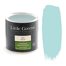 Peinture Little Greene Mint