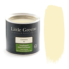 Little Greene Intelligent Matt Emulsion Creamerie 42