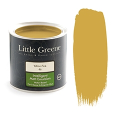 Peinture Little Greene Yellow-Pink