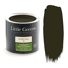 Peinture Little Greene Invisible Green