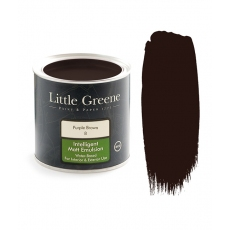 Peinture Little Greene Purple Brown