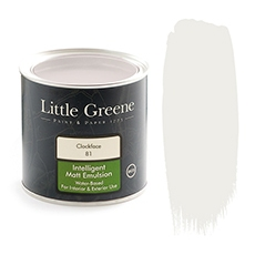 Peinture Little Greene Clockface