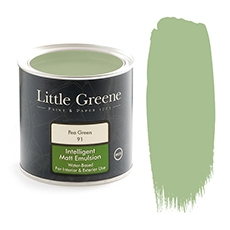 Peinture Little Greene Pea Green