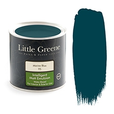 Peinture Little Greene Marine Blue