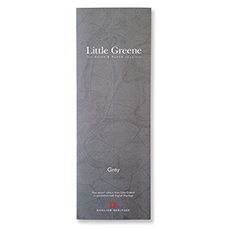 Nuancier Little Greene Grey