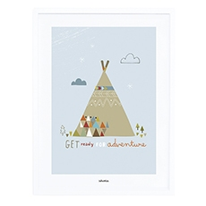 2017_FR/P0274-affiche-enc-teepee-PACL_SMIMG.jpgAffiche et cadre indian teepee
