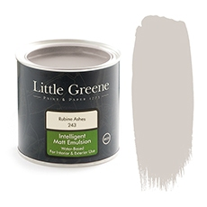 Little Greene Absolute Matt Emulsion Rubine Ashes 243