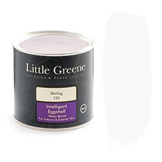 Little Greene Intelligent Eggshell Shirting 129