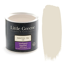 Little Greene Intelligent Matt Emulsion Slaked Lime Mid 149