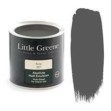 Little Greene Absolute Matt Emulsion Scree 227
