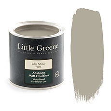 Little Greene Absolute Matt Emulsion Cool Arbour 232