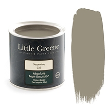 Little Greene Absolute Matt Emulsion Serpentine 233