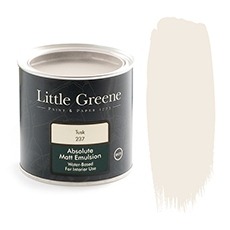 Little Greene Absolute Matt Emulsion Tusk 237