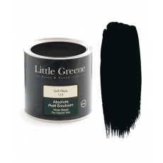 Little Greene Absolute Matt Emulsion Jack Black 119