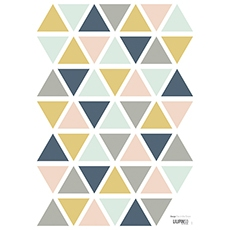 2017_FR/S1281_A3-triangles-filles_SMIMG.jpgStickers géométrique triangles fille