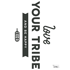 "2017_FR/S1300_18x24-love-your-tribe_SMIMG.jpgStickers ""love your tribe"""